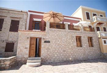 Villa in Chalki, Greece Villa Moscovia