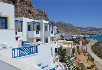 Hotel & Appartment in Karpathos, Greece Hotel Archontiko Apartments