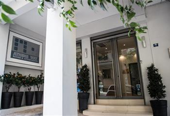Hotel & Appartment dentro Athens, Greece Athens Way