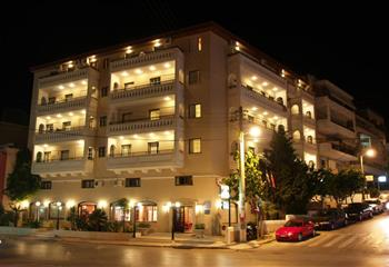Hotel & Appartment in Rethymno, Greece Elina Hotel Apartments