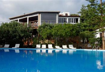 Hotel in Agios Nikolaos, Greece Cretan Village Hotel