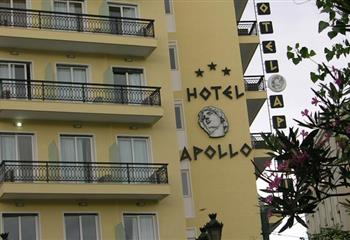 Hotel in Athens, Greece Apollo Hotel