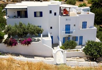 Studio & Appartment in Ios, Greece Athena Rooms
