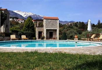 Villa 在 Chania, Greece Stratos Villas