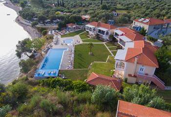 Hotel & Appartment in Mytikas, Greece Thesmos Village
