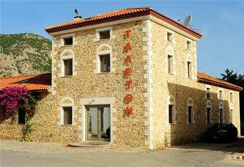 Pansion in Sparta, Greece Taleton Sparti Country House
