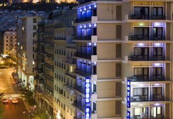 Hotel in Athens, Greece Parnon Hotel