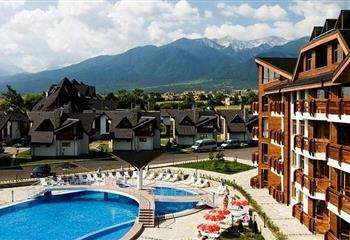 Holiday home in Bansko, Bulgaria Redenka Palace Hotel