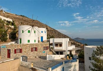 Appartment in Leros, Greece Anemos Studios