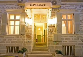 Hotel in Syros, Greece Esperance II