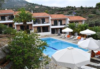 Hotel in Nafplio, Greece Phaistos Hotel