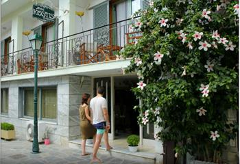 Hotel in Skiathos, Greece Hotel Kostis