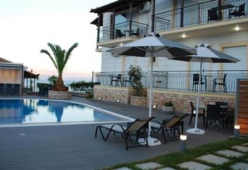 Appartment in Messinia, Greece Panorama Apartments