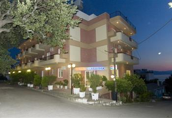Hotel & Appartment in Evia, Greece Kallithea Hotel