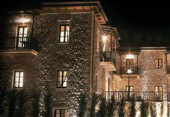 Hotel in Stemnitsa, Greece Trikolonion Luxury Country Hotel
