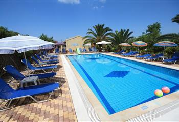 Appartment en Corfu, Greece Eleni Family Apartments