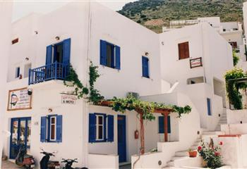 Appartment in Sifnos, Greece Podotas Rooms