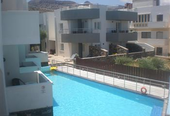 Appartment in Agios Nikolaos, Greece Alikes Apartments