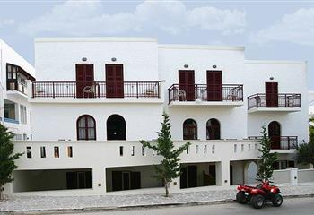 Boutique Hotel in Naxos, Greece Aeolis Boutique Hotel
