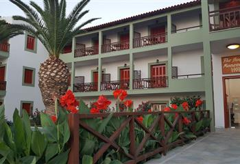 Hotel & Appartment in Monemvasia, Greece The Flower Of Monemvasia