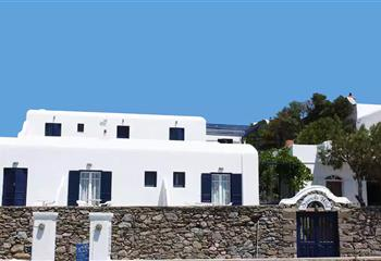 Hotel in Mykonos, Greece Spanelis Hotel