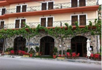Hotel in Arachova, Greece Arahova Inn