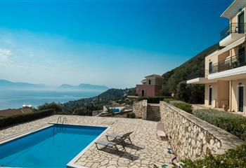 Villa in Lefkada, Greece Pearl Mansions