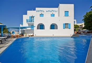 Hotel in Naxos, Greece Hotel Anatoli