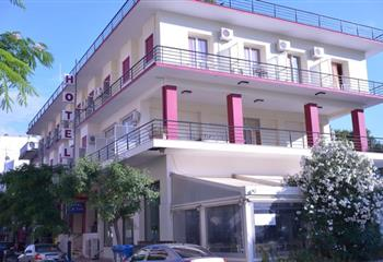Hotel in Loutraki, Greece Akti Hotel