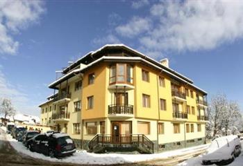 Appartment in Bansko, Bulgaria Mont Blanc Aparthotel