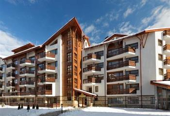 Appartment in Bansko, Bulgaria Belmont Hotel