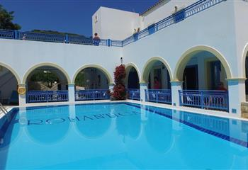 Hotel & Appartment in Kythira, Greece Romantica Hotel Apartments