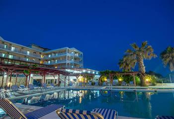Hotel in Preveza, Greece Poseidon Beach Hotel
