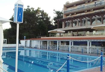 Hotel in Thrace, Greece Plotini Hotel