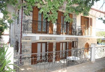 Appartment in Laconia, Greece Iris Guesthouse