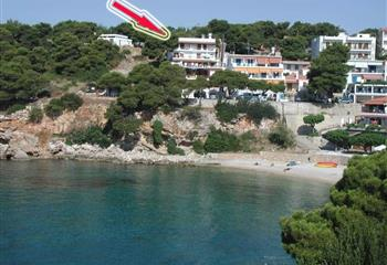 Appartment in Alonissos, Greece Ethra Hotel