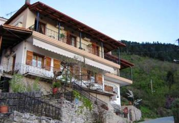 Hotel in Konitsa, Greece Gerakofolia