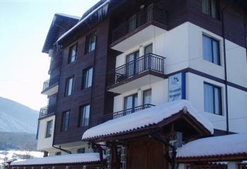 Hotel in Bansko , Bulgaria Mountain Romance Hotel