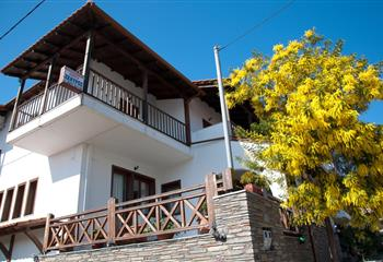 Studio & Appartment in Chalkidiki, Greece Pension Zefyros
