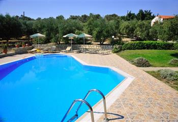 Villa in Rethymno, Greece Villas Lefkothea