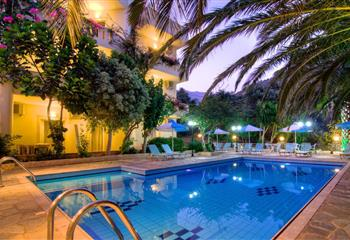 Hotel & Appartment in Rethymno, Greece Sunrise Hotel & Apartments