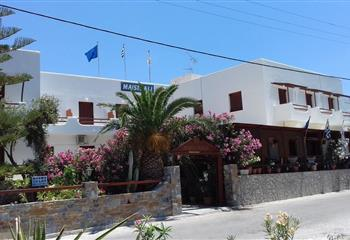 Hotel in Syros, Greece Maistrali