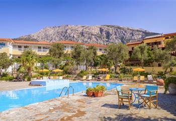 Hotel & Appartment in Samos, Greece Limnionas Bay Village Hotel