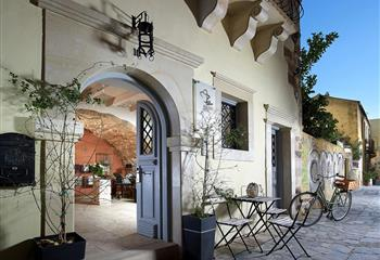 Hotel in Chania, Greece Boutique Hotel Fortino