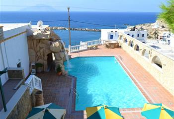 Hotel in Karpathos, Greece Hotel Finiki View