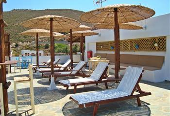Hotel in Patmos, Greece Grikos Hotel
