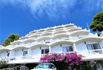 Hotel & Appartment in Poros, Greece Panorama Apartments