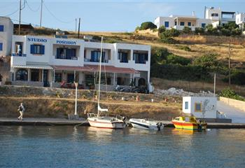 Studio in Lipsi, Greece Studios Poseidon