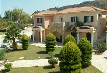 Hotel & Appartment in Zakynthos, Greece Elanthi Village Apartments
