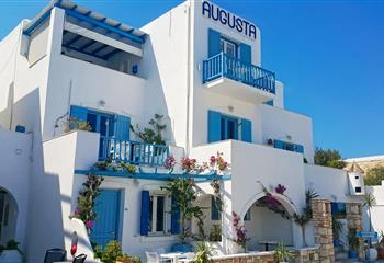 Studio & Appartment in Paros, Greece Augusta Studios & Apartments